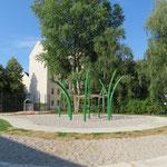 Leipzig, Friedrich-Dittes-Straße, Neubau Ganztagsbetreuung