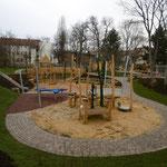 Erfurt, Puschkinstraße, Kita Kleine Strolche, Baujahr 2015