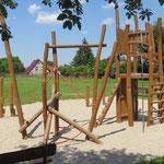 Löbau OT Ebersdorf, Am Sportplatz, Spielplatz, Baujahr 2014