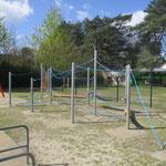 Seebad Ahlbeck, Wohngebiet Alter Sportplatz, Spielplatz, Baujahr 2016