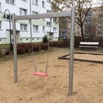 Schwerin,  Kieler Straße, SWG Schweriner Wohnungsbaugenossenschaft eG, Baujahr 2015