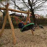Friedland, Sportplatz 2, Kita Villa Kunterbunt, Baujahr 2017