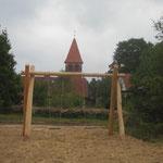 Kyritz OT Bork, Borker Straße, Spielplatz, Baujahr 2014