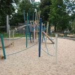 Dresden, Gondelweg, Spielplatz, Spielbau und Conlastic, Baujahr 2011