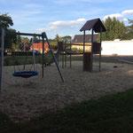 Ketzin OT Etzin, Etziner Dorfstr., Spielplatz, Baujahr 2016