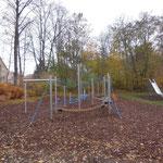 Brandenburg an der Havel, Plauer Damm, Spielplatz, Baujahr 2014