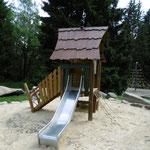 Wernigerode, OT Schierke, Spielplatz Kurpark, Baujahr 2017