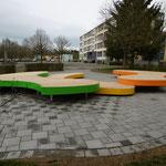 Leinefelde-Worbis, Elisabethstraße 23, stattliches Gymnasium, Baujahr 2015