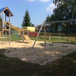 Neuruppin OT Glühen-Glienicke, Dorfstraße 23 , Spielplatz, Baujahr 2017
