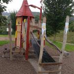 Tiefenort, Am Sandweg, Spielplatz, Baujahr 2013