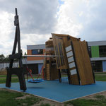 Leipzig, Plovdiver Straße 50,  Kita Um die Welt, Baujahr 2017