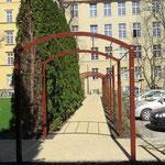 Leipzig, Goldschmidtstraße 20, Henriette GoldschmidtSchule, Baujahr 2017