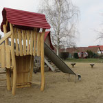 Niemegk, Straße der Jugend 7, Kita Spatzennest, Baujahr 2015