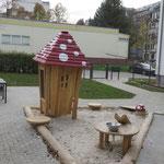 Chemnitz, Würzburger Straße 48, Spielplatz, Baujahr 2016
