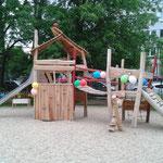 Chemnitz, Stadlerstraße 10, Kita Bunte Kinderwelt, Baujahr 2014