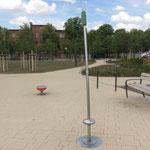 Buttstädt, Roßplatz, Platzgestaltung, PLZ  99628, Baujahr 2018