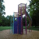 Sömmerda, Stadtpark, Spielanlage und Seillandschaft, Baujahr 2015