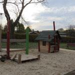 Chemnitz, Rilkestraße 80 -96, Spielplatz, Baujahr 2016