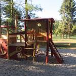 Pegau, Spielplatz am Freibad, Baujahr 2016