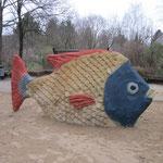 Berlin, Kühnheimerweg,Thema Unterwasserwelt, Gemeinschaftsprojekt X-Move, Spielart und Mosaikkunst Jana Wolf