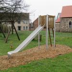 Mühlenfließ OT Haseloff, öffentlicher Spielplatz, Baujahr 2017