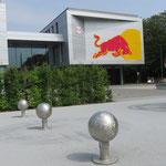 Leipzig, Cottaweg 7, Red Bull Leipzig Trainingszentrum, Baujahr 2016