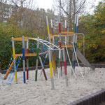 Berlin, Blumberger Damm 265-267, Spielplatz, Baujahr 2014