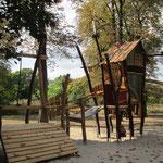 Berlin, Geßler Straße, Robin Hood Spielplatz, Baujahr 2014