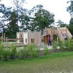 Lauchhammer, Schlosspark, Spielplatz, Planer: Subatzus &Bringmann GbR in Großräschen
