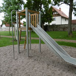 Breitungen OT Werra, Friedenspark, Spielplatz, Baujahr 2015