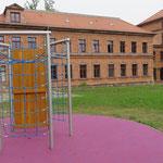Rochlitz, Seminarstraße 1, Gymnasium Johann Mathesius , Baujahr 2015
