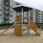 Leinefelde-Worbis, Gaußstraße. 2-8, Nord Spielplatz, Baujahr 2015