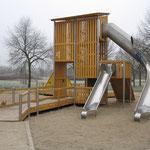 Leipzig, Park Lößnig, Baujahr 2010