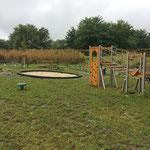 Potsdam OT Eiche, Zum düsteren Teich 10, Spielplatz, Baujahr 2016