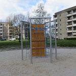 Brandenburg an der Havel, Schleusener Straße 1 -15  Spielplatz, Baujahr 2016