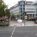Bautzen, Kornmarkt, Spielplatz  am Kornmarktcenter
