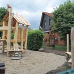 Garbsen, Zum Lehmkamp, Spielplatz, Baujahr 2013