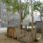 Arnstadt, Goethestraße 22-24, Spielplatz, Baujahr 2016