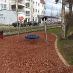 Binz Dollahner Straße Dünenpark Spielbau 2015