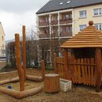 Königswalde, Oberer Gutsweg 2 g, Kita Zwergenhaus, Baujahr 2015