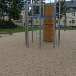 Chemnitz, Am Hochfeld, Spielplatz, Baujahr 2016