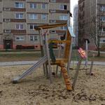 Brandenburg an der Havel, Elisabethstraße 9-21, Spielplatz Innenhof, Baujahr 2015
