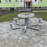 Chemnitz, Alfons Pech Straße, Siedlungsgemeinschaft, Baujahr 2017