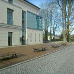 Werder (Havel), Uferstraße, Stadtgalerie, Bank