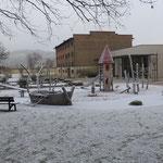 Naumburg OT Schulpforte, Landesschule, Spielplatz, Baujhar 2013