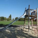 Sonneborn, Spielplatz am Sportplatz, Baujahr 2015