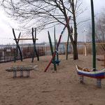 Prenzlau, Landesgartenschau 2013, Spielplatz
