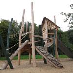 Salzgitter, Spielplatz Am Wäldchen, Baujahr 2014