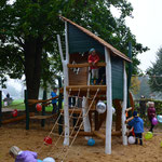 Mihla, Spielplatz, Baujahr 2014