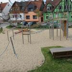 Hettstedt, Berggrenze, Spielplatz, Baujahr 2014